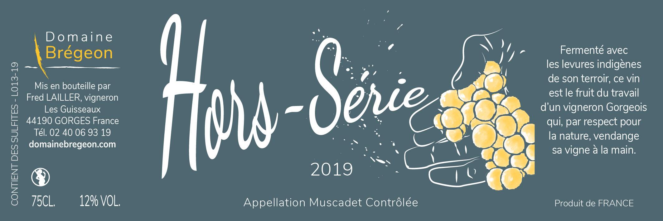 Hors-Série Muscadet-Sèvre-et-Maine