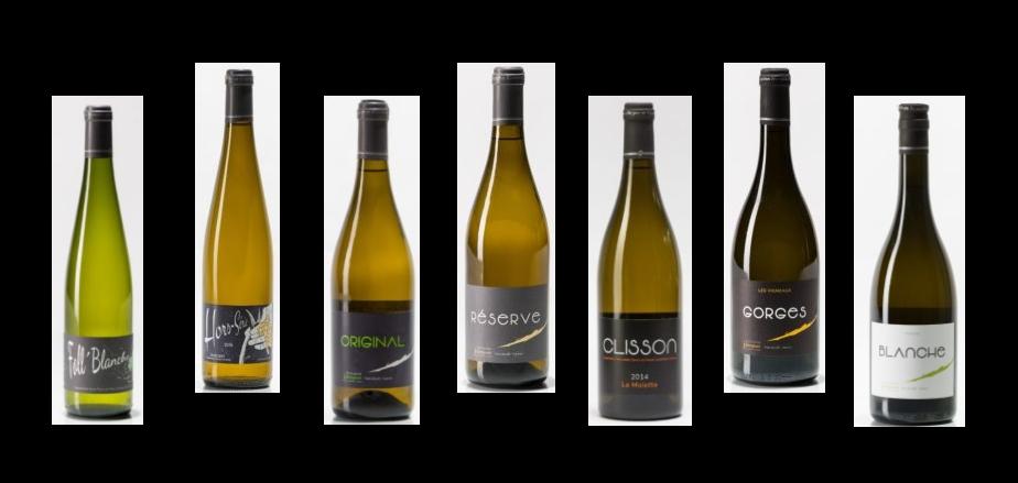 Nos Vins - Domaine Bregeon
